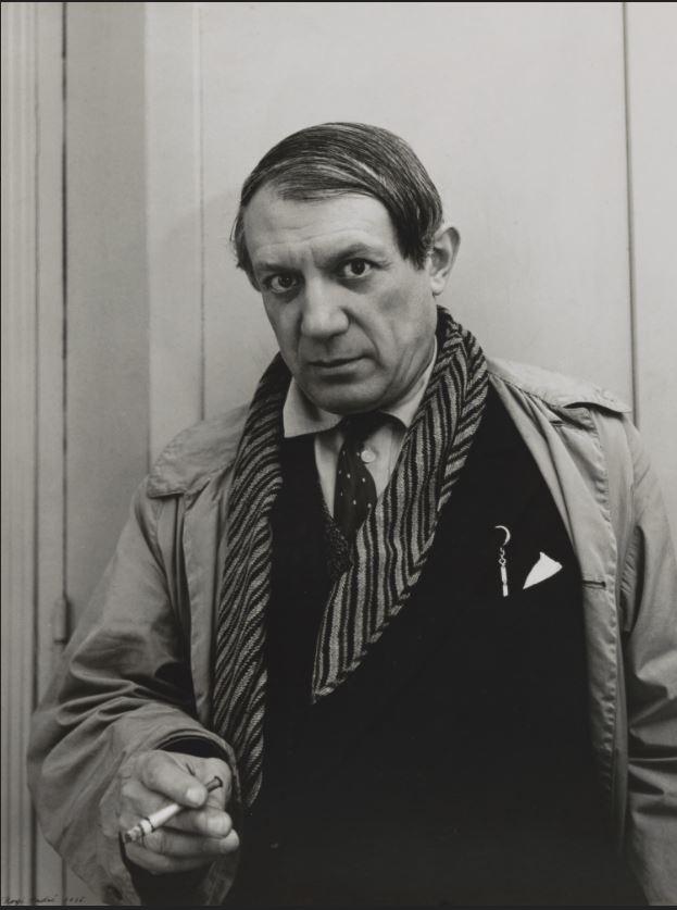 PICASSO 1935 ROJI ANDRE
