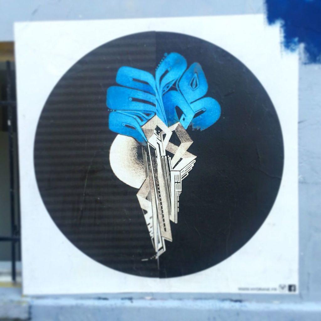 hydrane-street-art