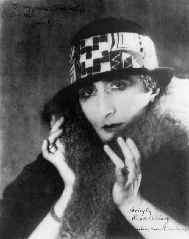 man-ray-marcel-duchamp-1921