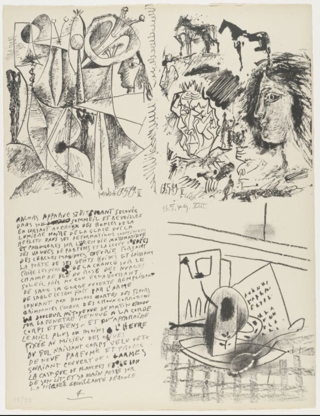 © 2020 Estate of Pablo Picasso / Artists Rights Society (ARS), New York