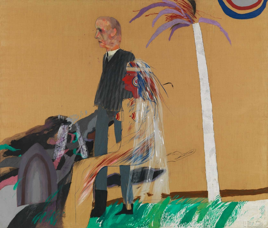 first-marriage-a-marriage-of-styles-1-david-hockney-1962-d938a563