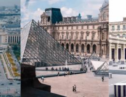talivera-paris-louvre-rivoli-buren-pyramide