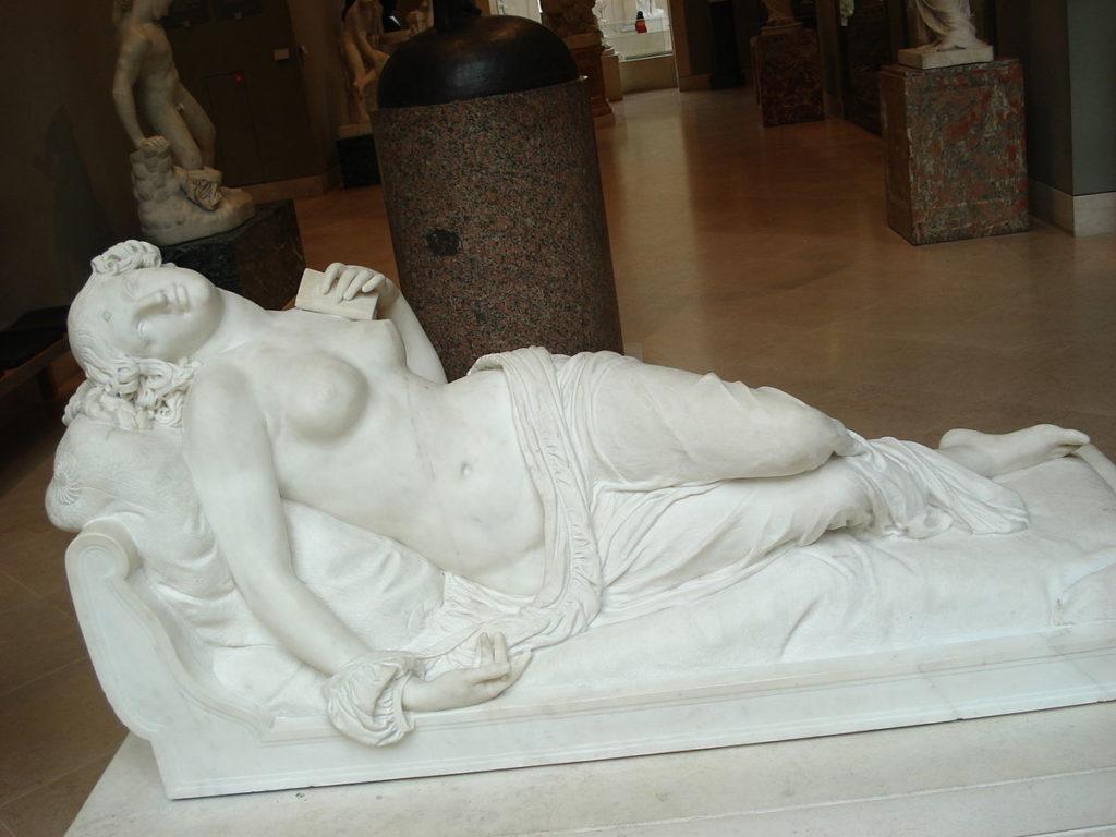 Sieste_Foyatier_Louvre_RF1164