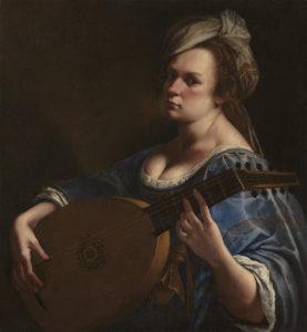 Artemisia Gentileschi - The National Gallery