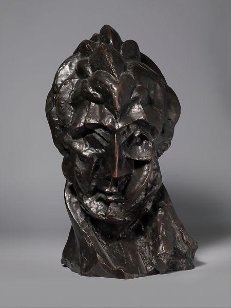 Woman's Head (Fernande) - Head of a Woman