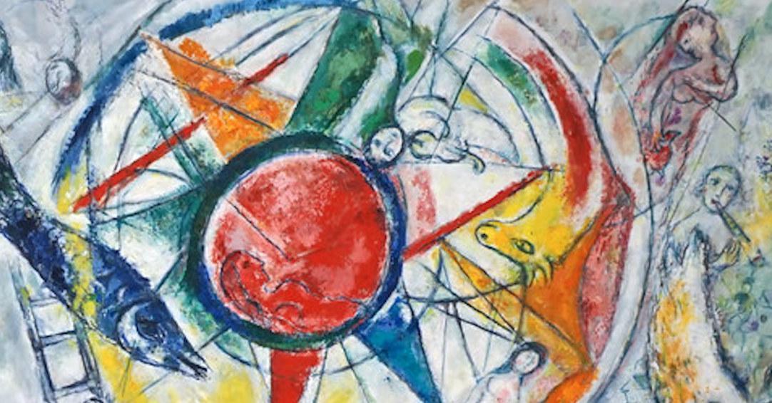 [e-café] Chagall et l'esprit de couleurs