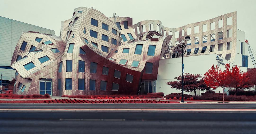 [e-café] L'architecte tonitruant, Frank Gehry