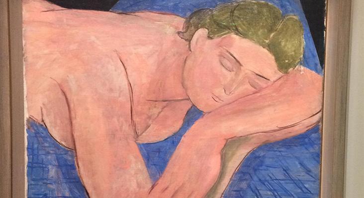 [sortie culturelle] Matisse, comme un Roman