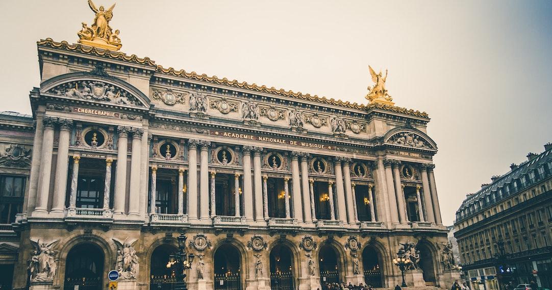 [Visite thématique] L'Opéra Garnier