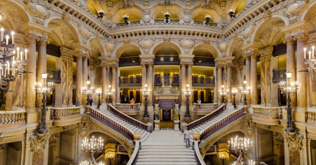 [Visite thématique] Les secrets de l'Opéra Garnier
