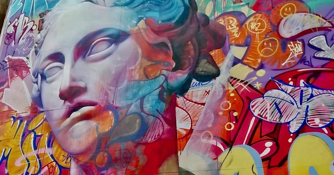 [e-café] Origines et scène actuelle du Street Art