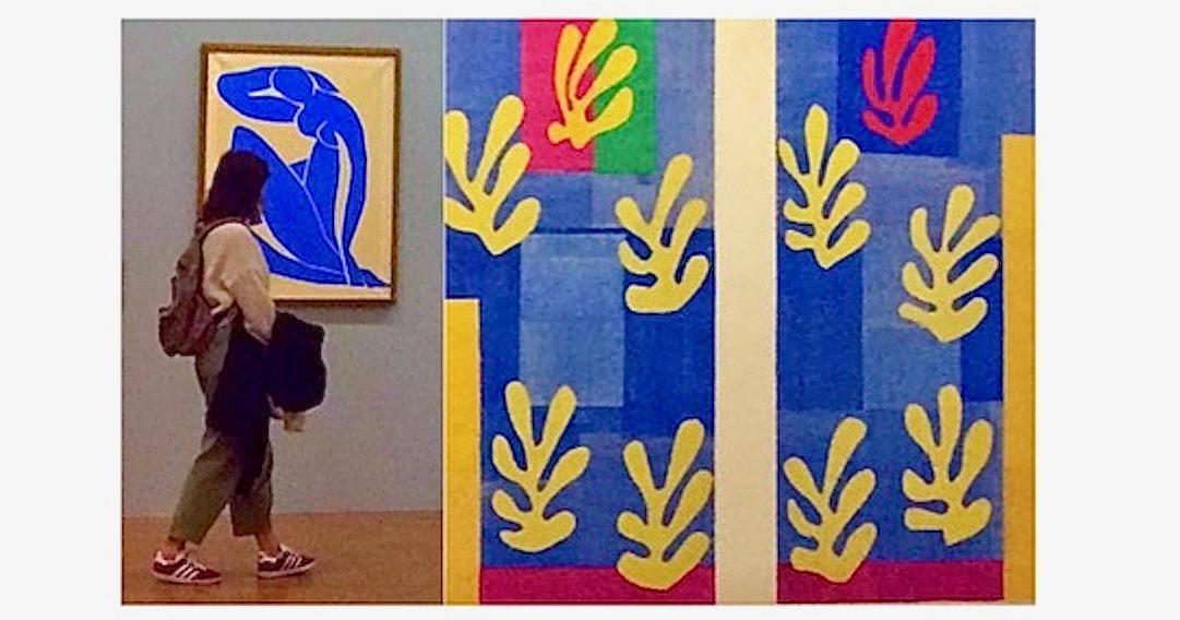 [e-café] Les couleurs de Matisse
