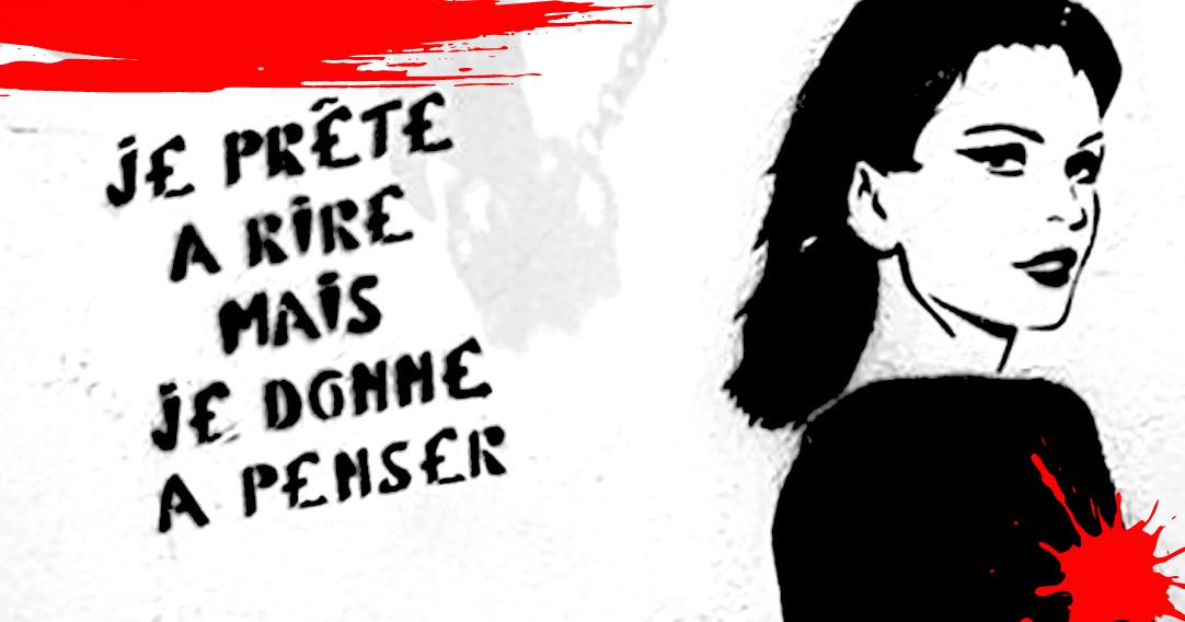 [e-café] Mythique Miss.Tic, la street artiste de Paris