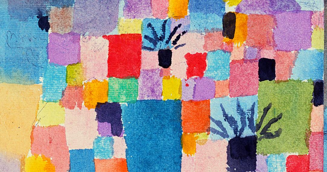 [e-café] Dans les jardins de Paul Klee