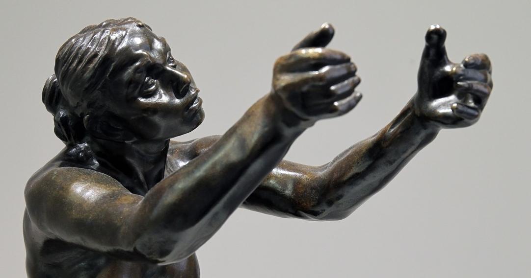 [e-café] La célèbre sculptrice Camille Claudel